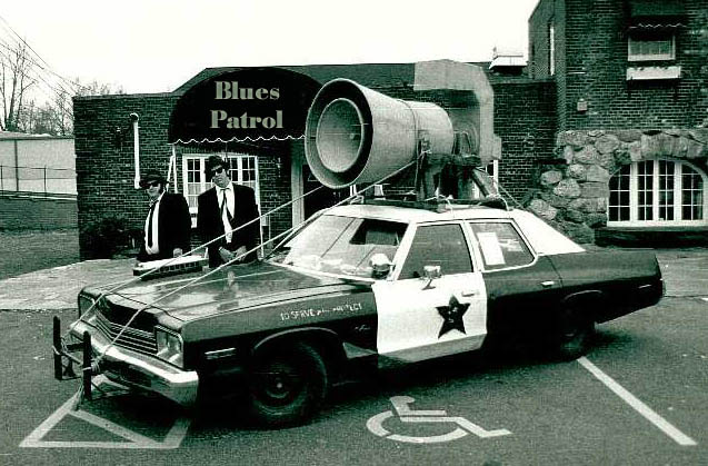 "Miller Brothers Auto >> Star Car of the Week: The Blues Brothers' 1974 Dodge Monaco, the ""Bluesmobile"""