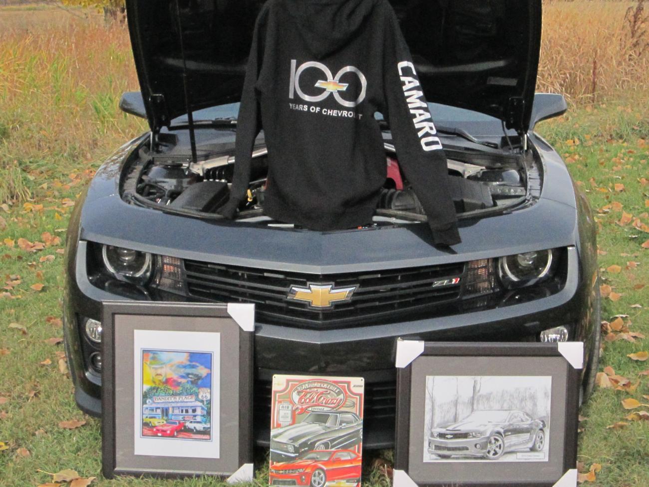 Mini car show st albert oct 19th camaro5 chevy camaro Adams street motors