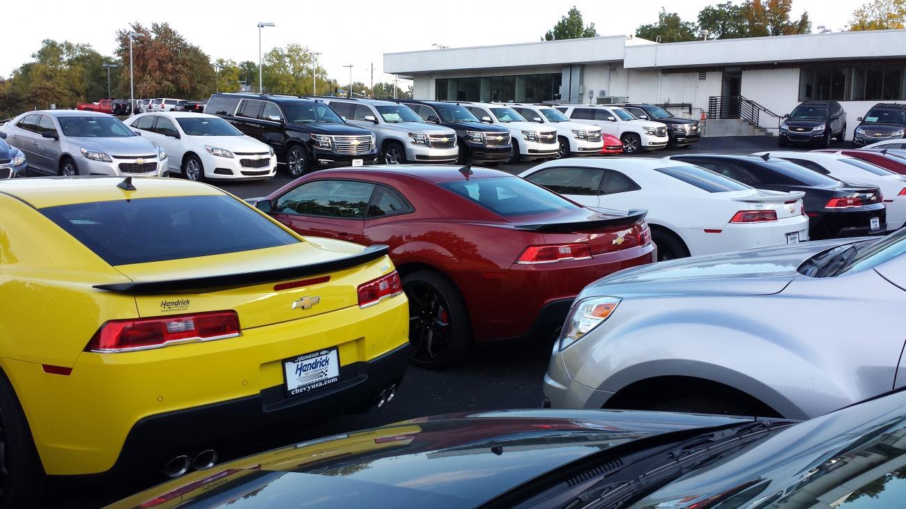 Hendricks Car Dealership Kansas