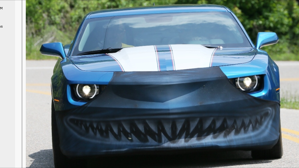 Shark Teeth Lower Grille Camaro5 Chevy Camaro Forum