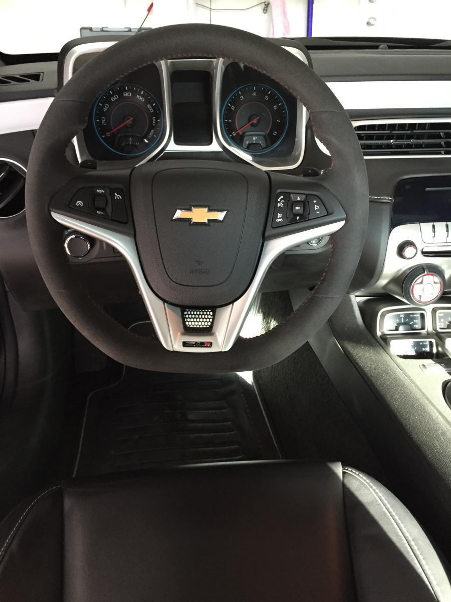Zl1 Steering Wheel Auto Camaro5 Chevy Camaro Forum