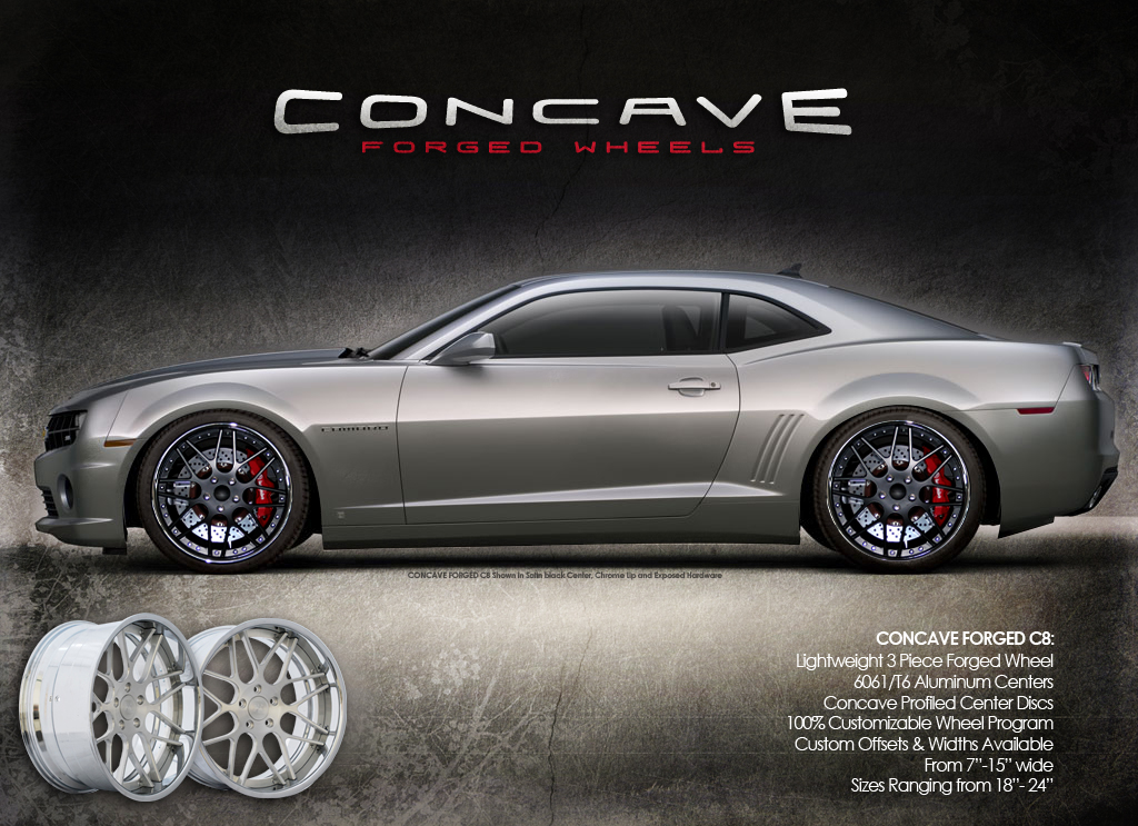 For Sale Brand New 20 Quot Concave Forged 3 Piece Mesh Wheels