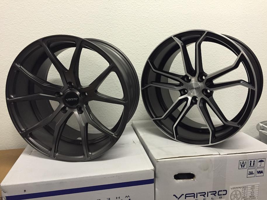 New Varro Wheels Made For C7 C7 Z06 Chevrolet Corvette