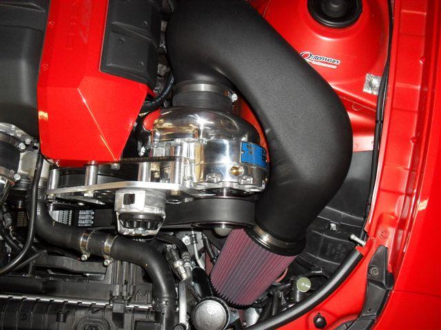 First Vortech Installed in Colorado by RMCR - Camaro5 Chevy Camaro