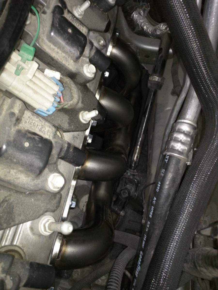 My ebay headers/exhaust story - Camaro5 Chevy Camaro Forum