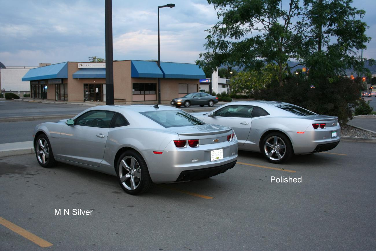 PIC REQUEST RS Wheels vs SS Stock Wheels  Camaro5 Chevy