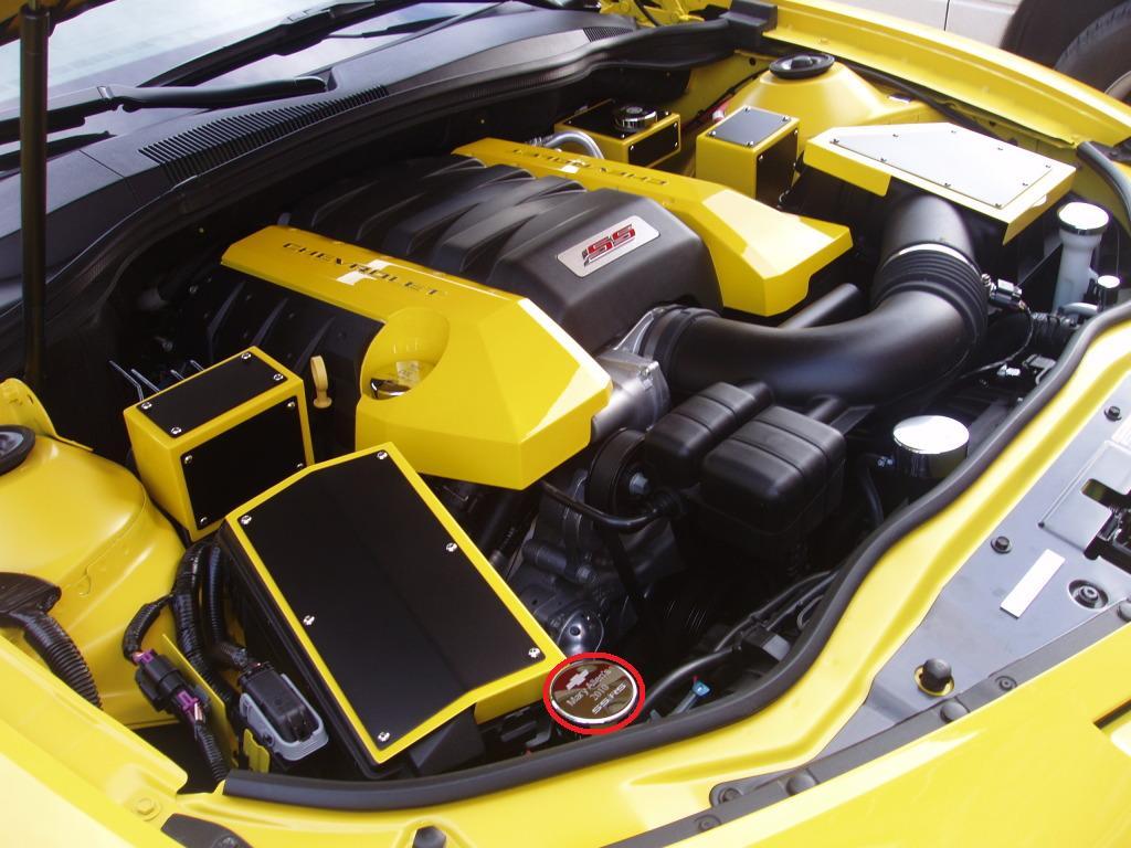 Latest Engine Bay Addition - Camaro5 Chevy Camaro Forum    Camaro Zl1  Ss And V6 Forums