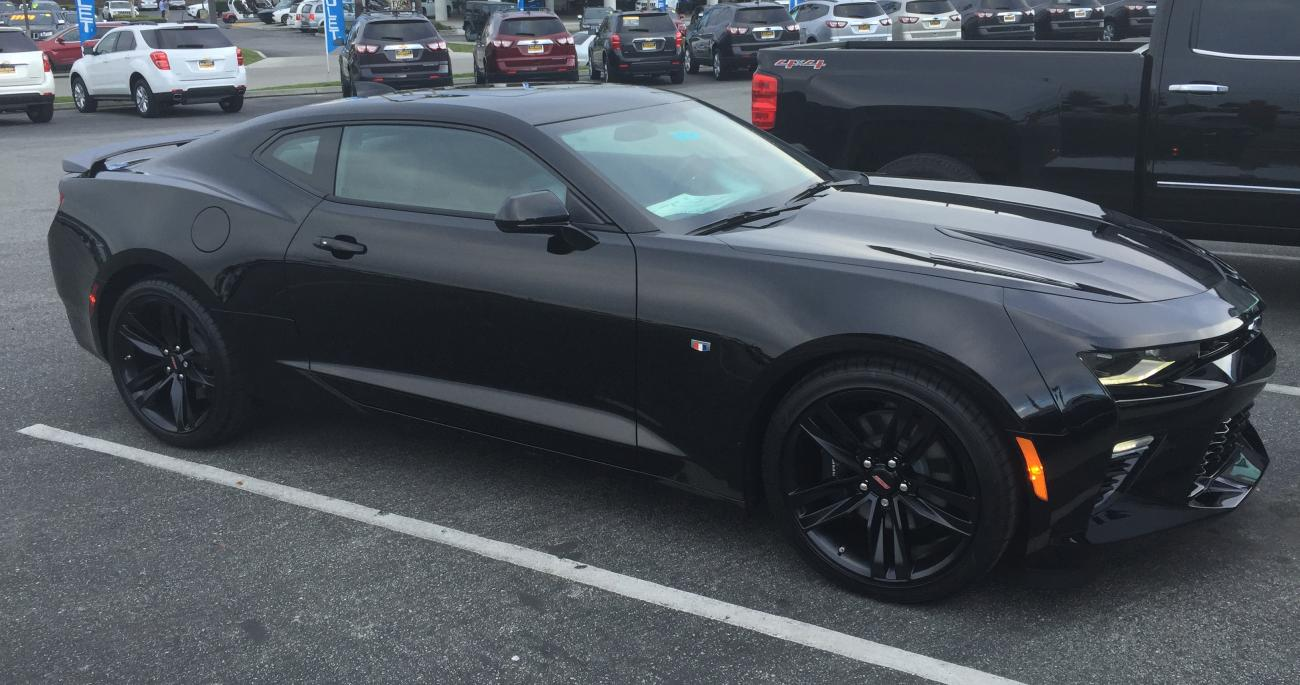 Awesome 2016 Camaro Ss Tires