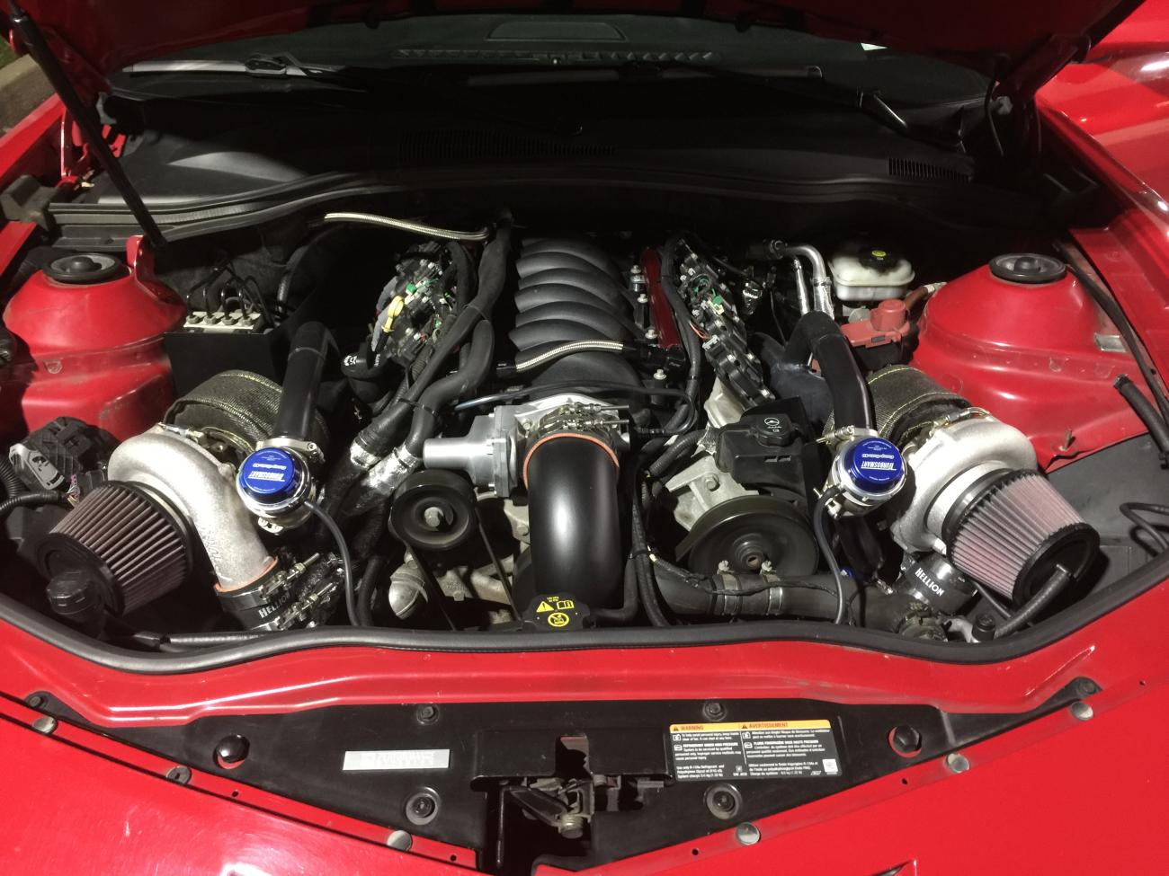 Feeler:Hellion Twin Turbo Kit - Camaro5 Chevy Camaro Forum / Camaro