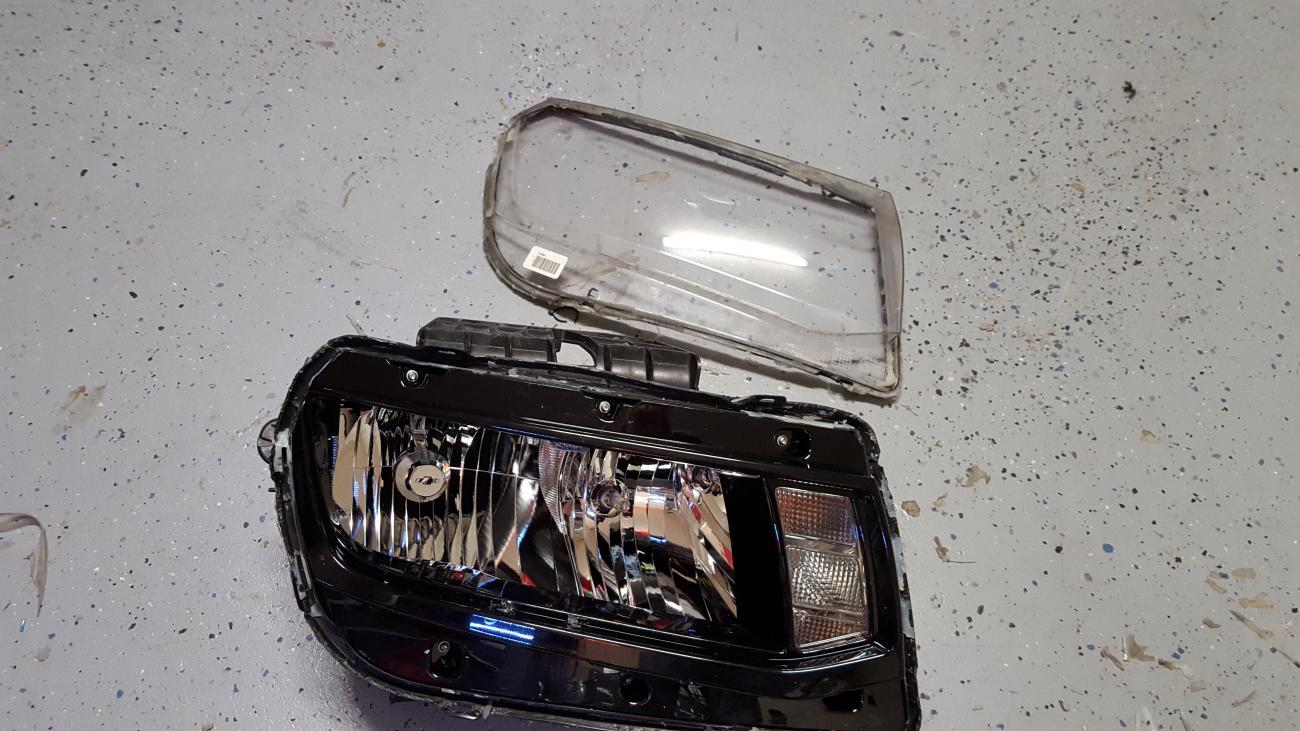 2014-2015 Non RS camaro + Z/28 Headlight Retrofit DIY WITH