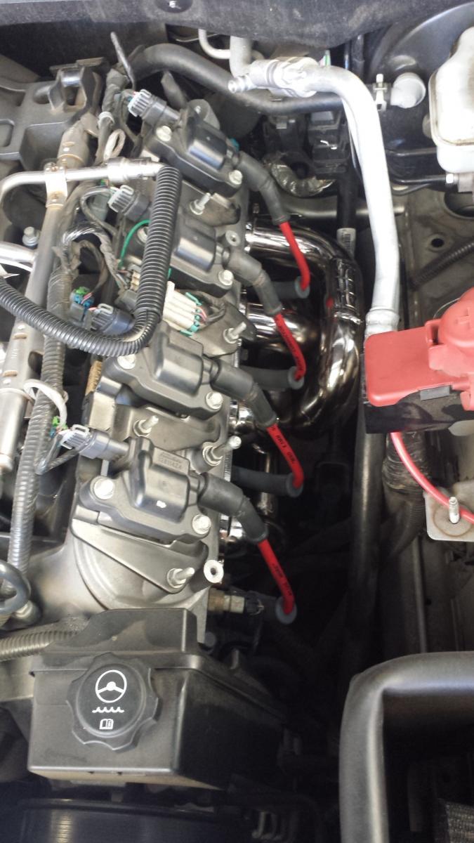 JBA/Stainless Works goodies! - Camaro5 Chevy Camaro Forum