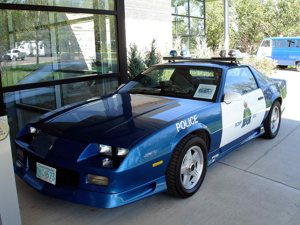 1988 To 2002 Camaro 1le History Pics And 1 Video