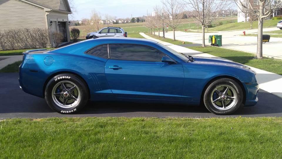 New Hoosier 325 45r18 Dot Drag Radial Camaro5 Chevy