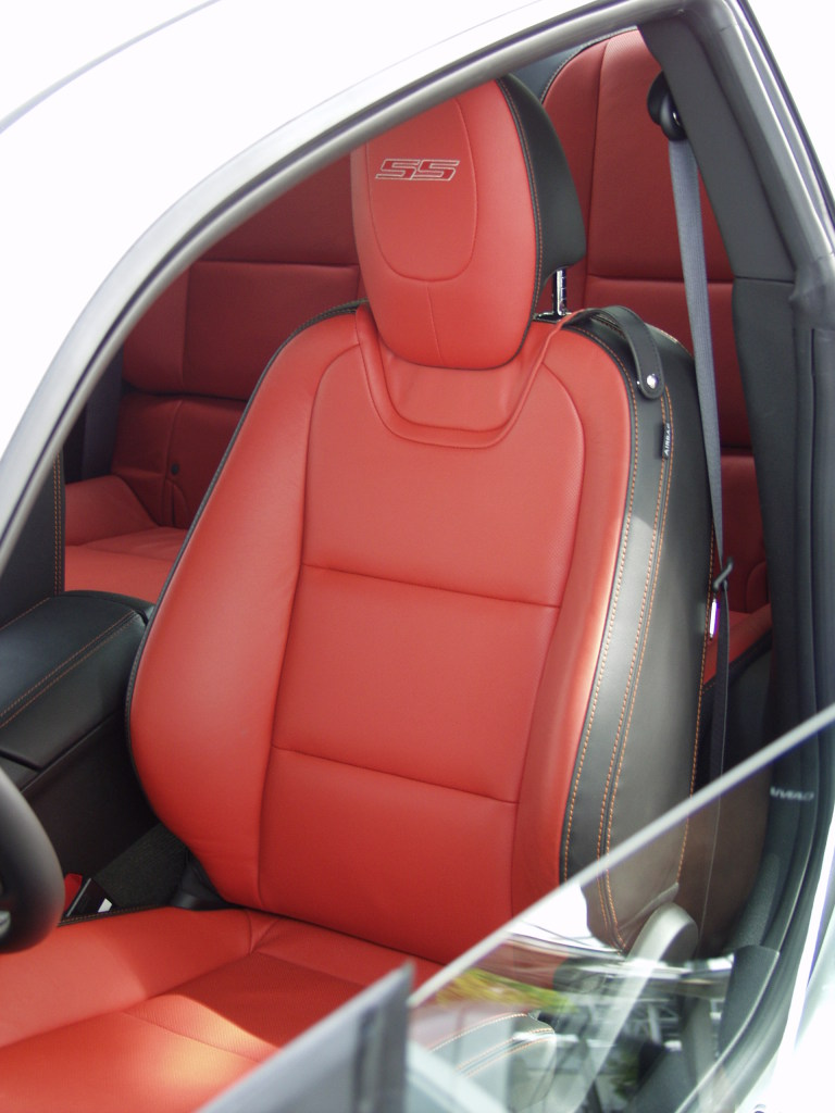 Those With Aftermarket Leather Seats Camaro5 Chevy