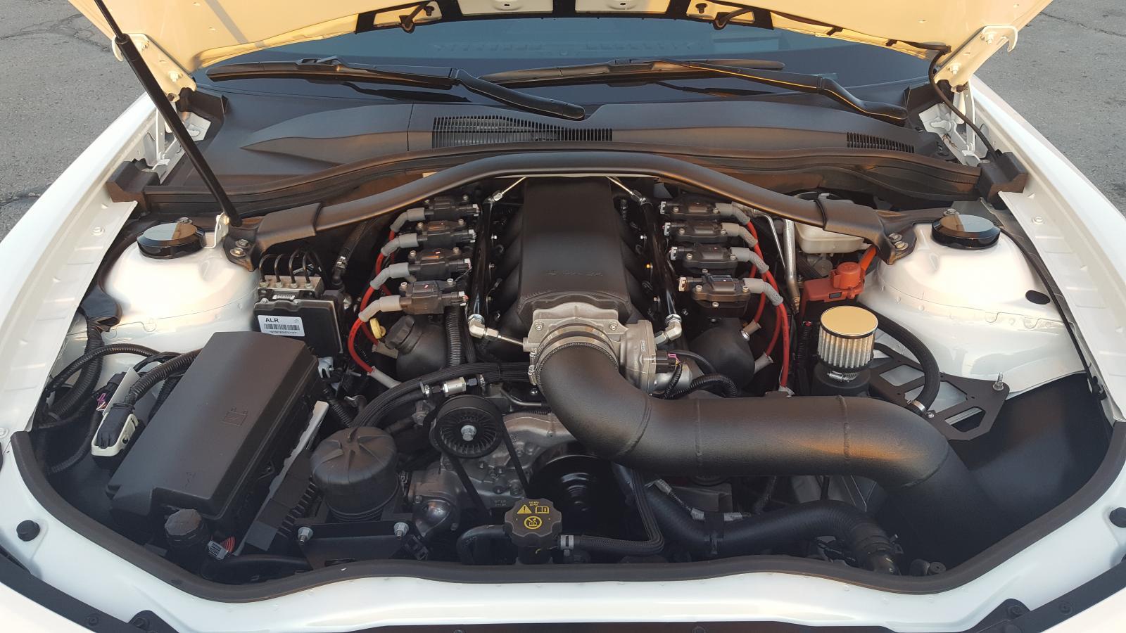2015 camaro twin turbo build