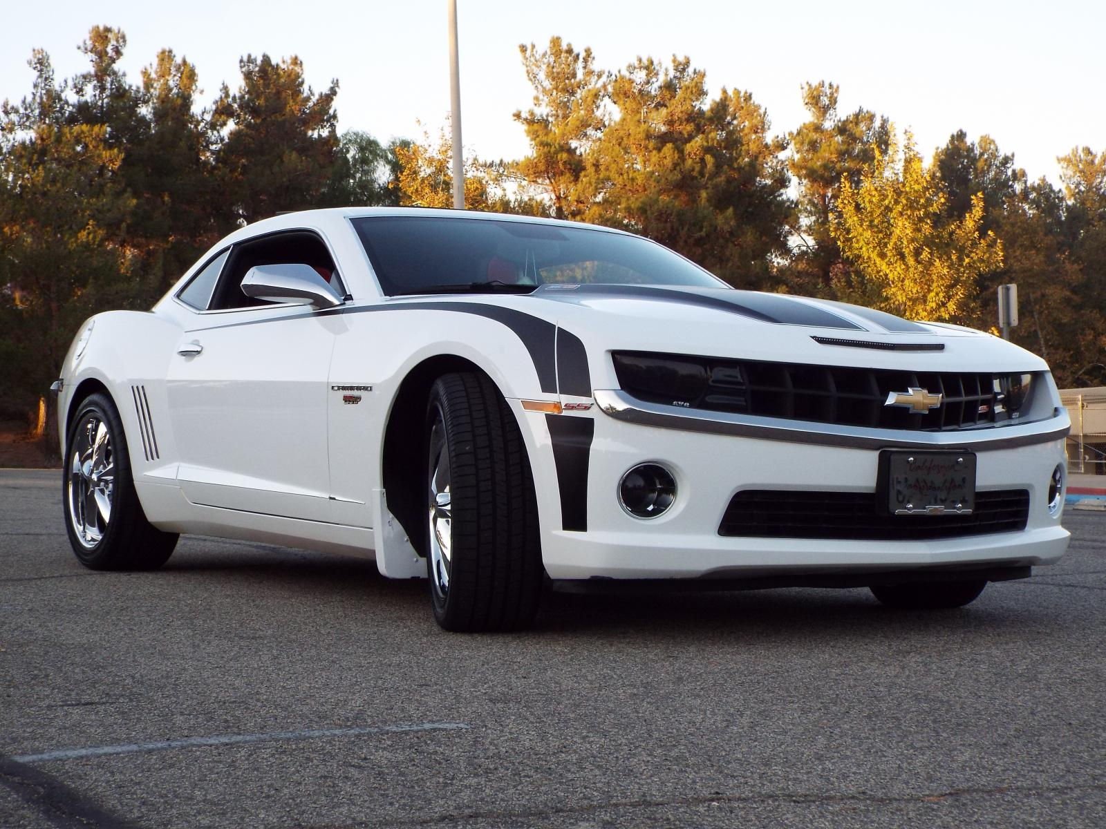 Package Deal On Foose Legand Amp Goodyear Camaro5 Chevy