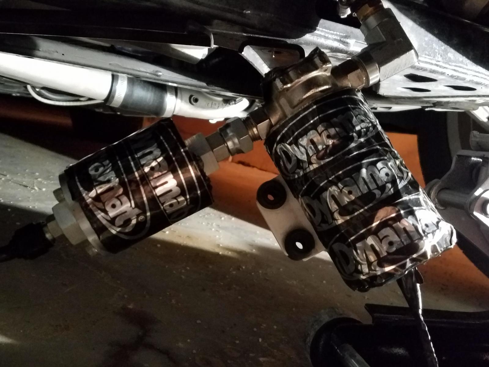TurboWerx Oil Pump is dead silent (AGP Turbo guys) - Camaro5 Chevy