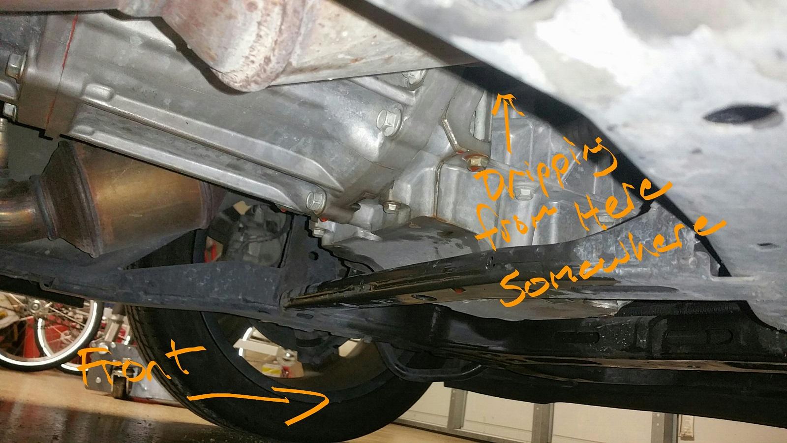 Coolant Leak on Passenger Side 2011 LT V6 - Camaro5 Chevy