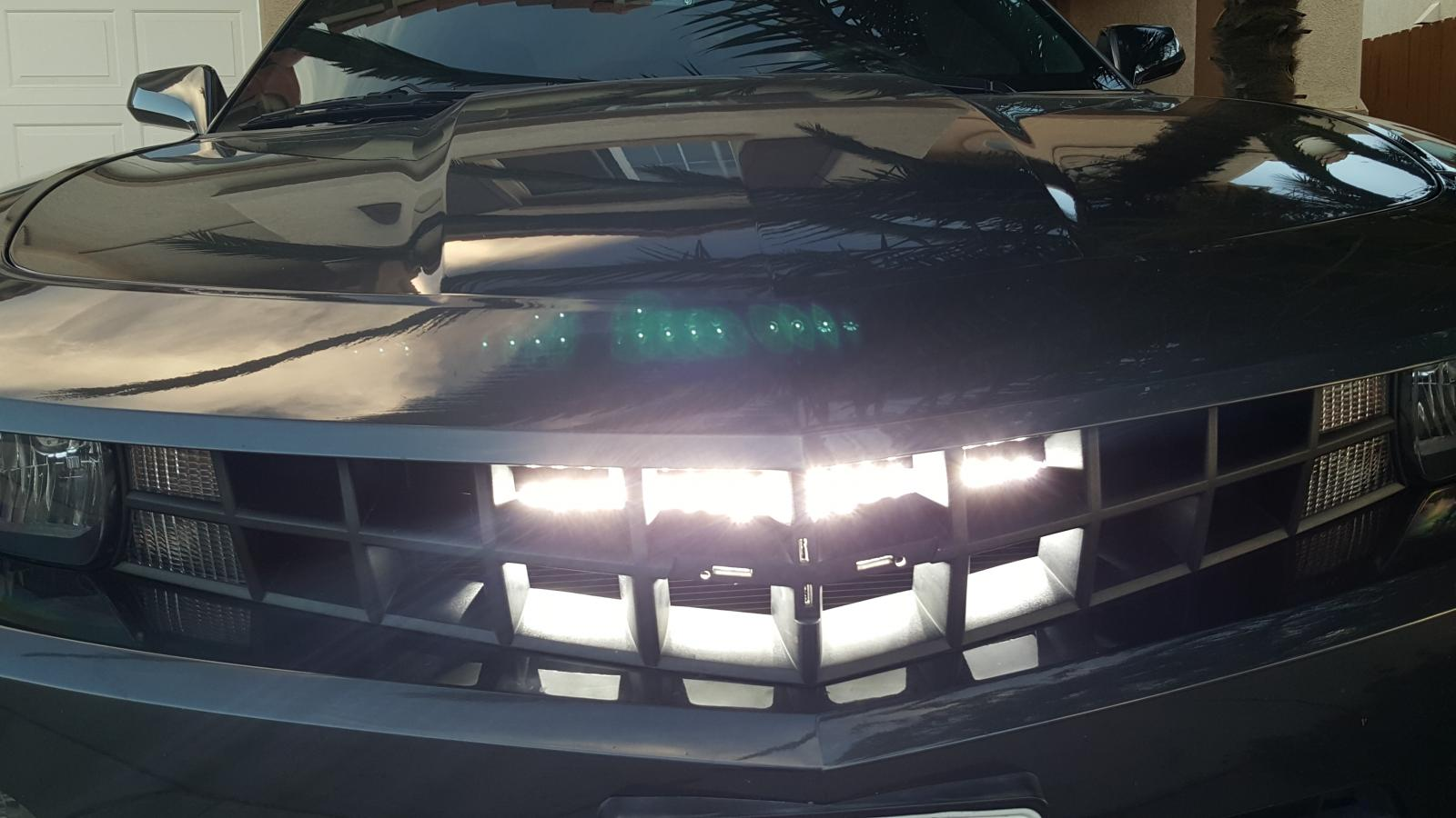 Hidden light bar camaro5 chevy camaro forum camaro zl1 ss and attached images aloadofball Image collections