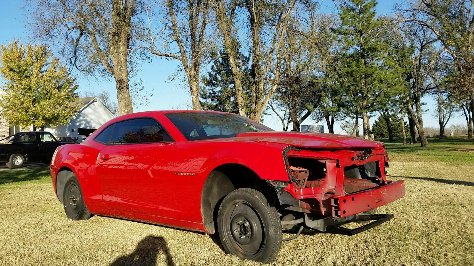 5Th Gen Camaro For Sale >> 2010 Ss Camaro Roller Or Body Only Camaro5 Chevy Camaro