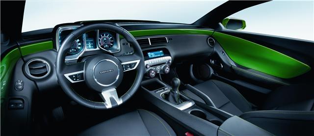 Official Synergy Green Camaro Thread Camaro5 Chevy