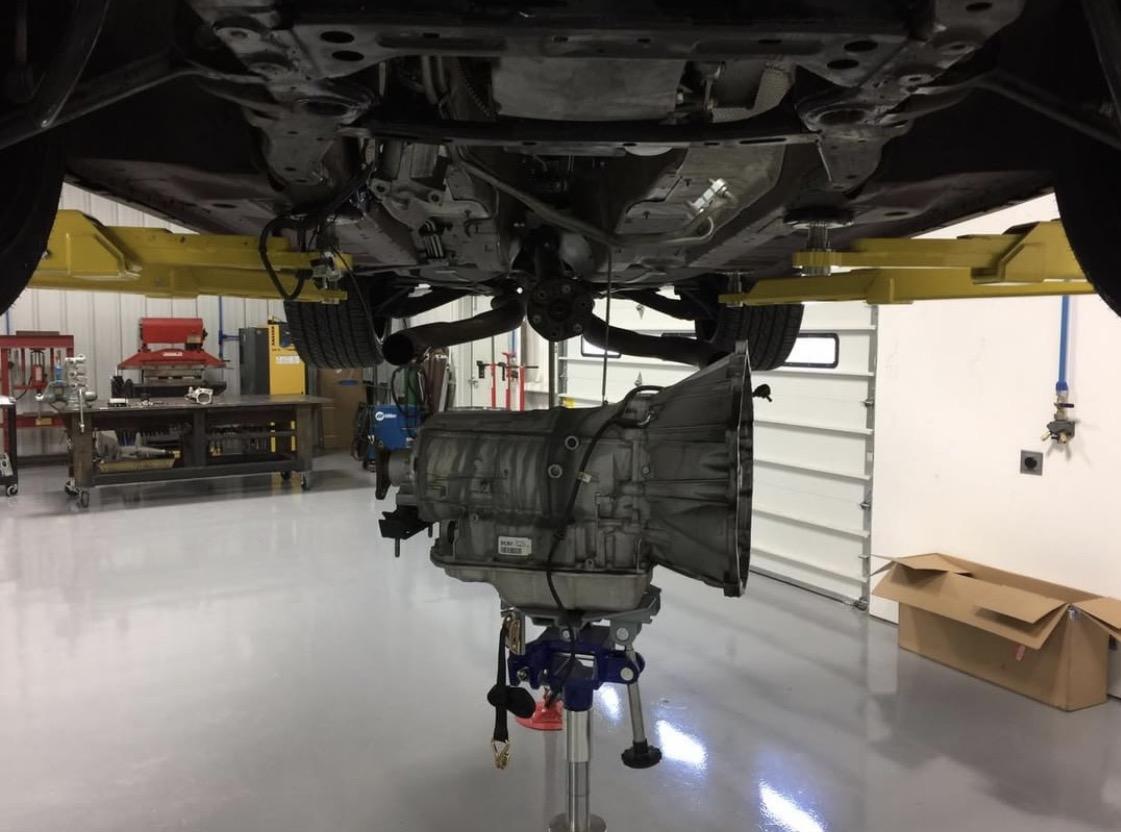 Upgrades from Frankenstein Engine Dynamics - Camaro5 Chevy Camaro