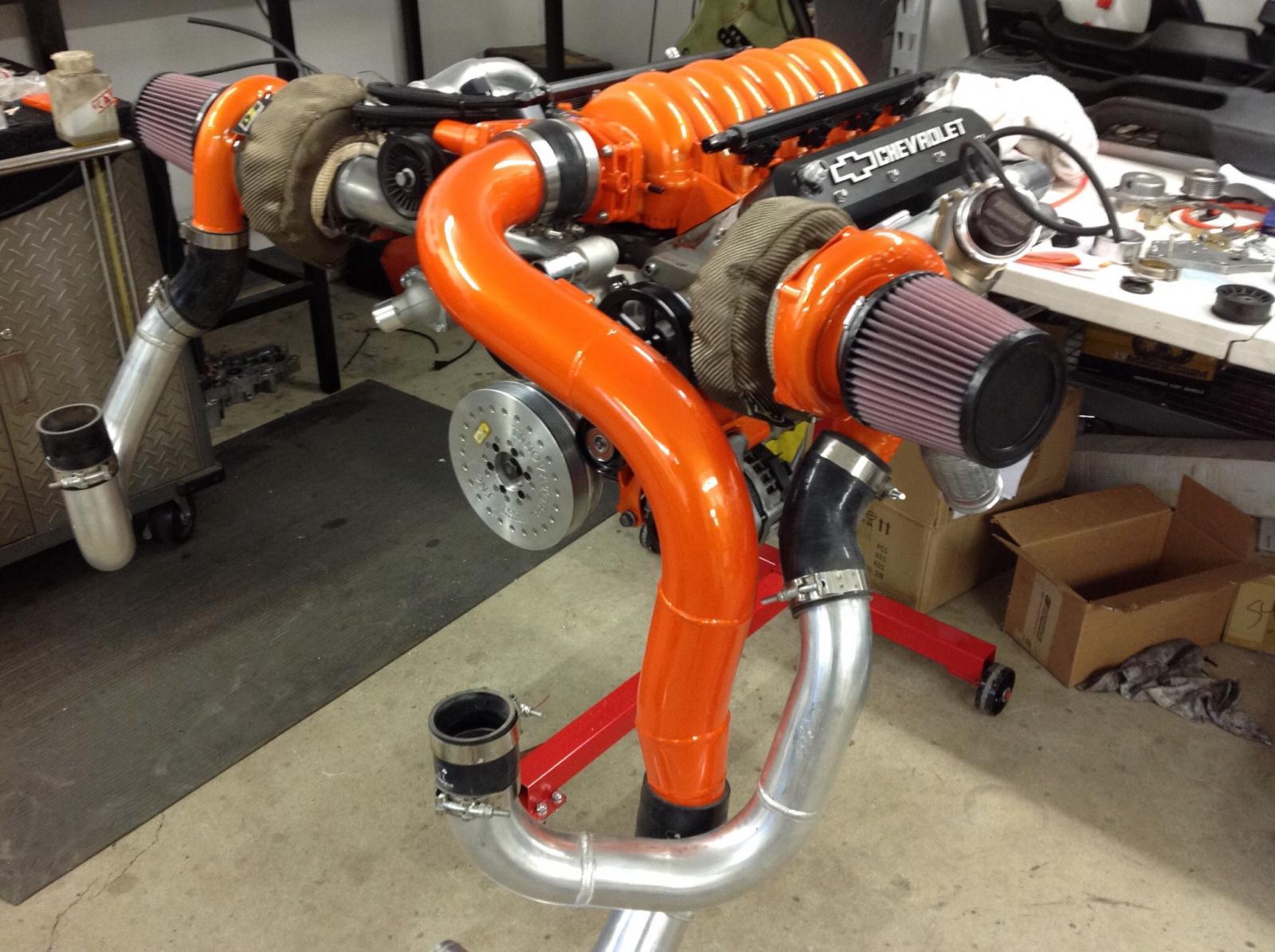 My little twin turbo build  - Camaro5 Chevy Camaro Forum
