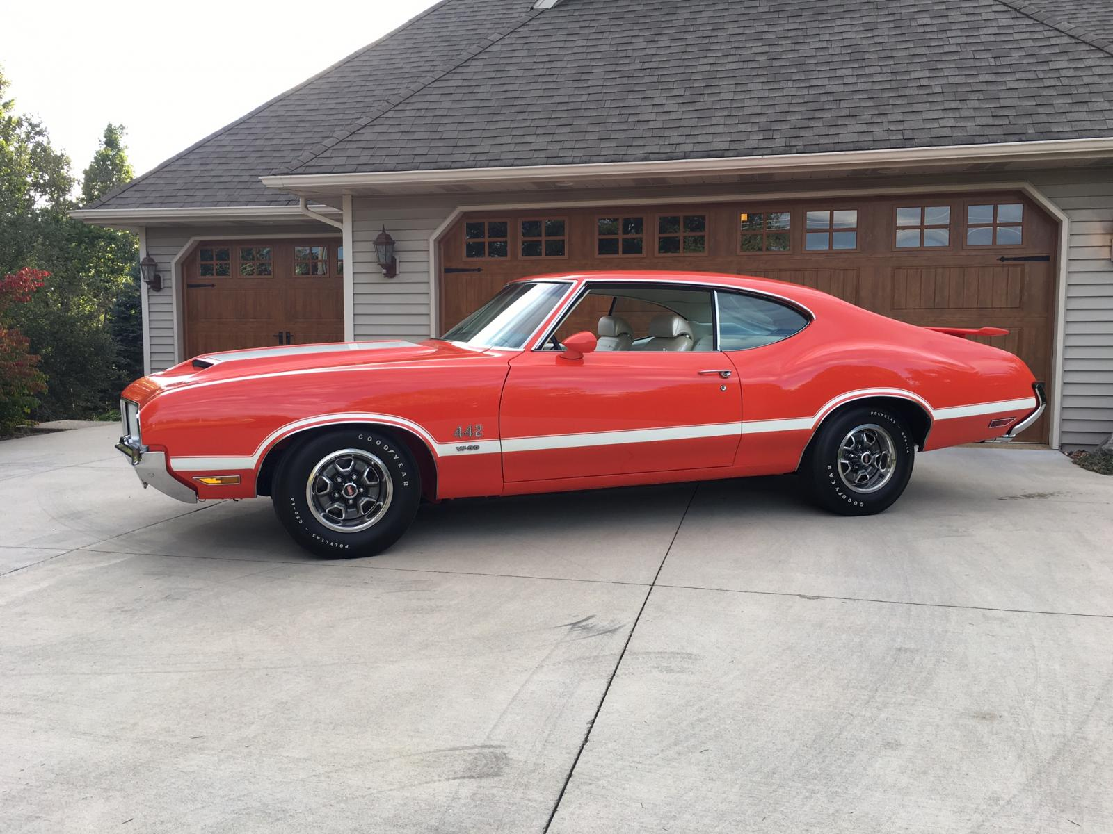 Bought An Old School Muscle Car - Camaro5 Chevy Camaro Forum ...