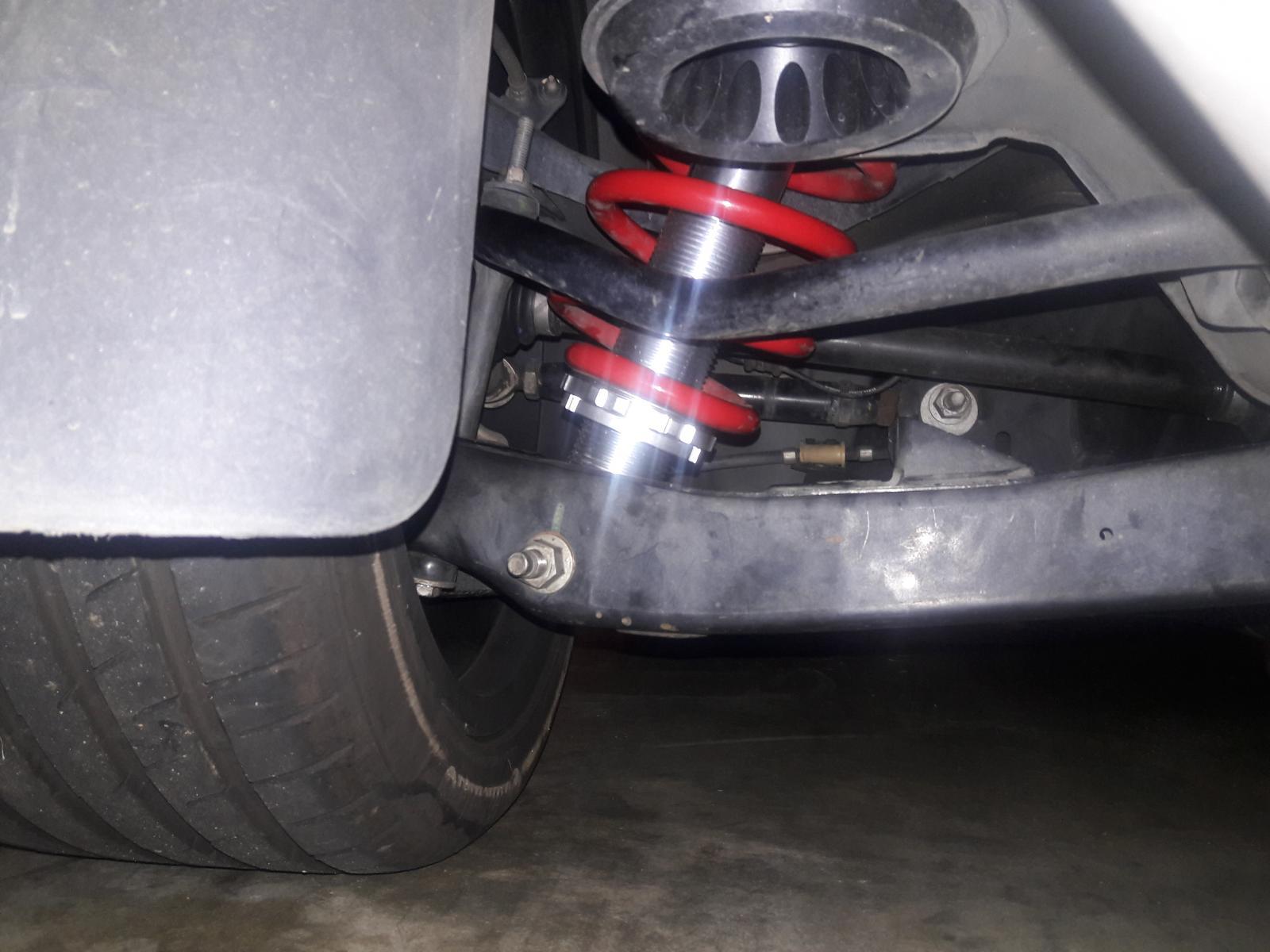 Viking Rear shocks / BMR spring - Camaro5 Chevy Camaro Forum