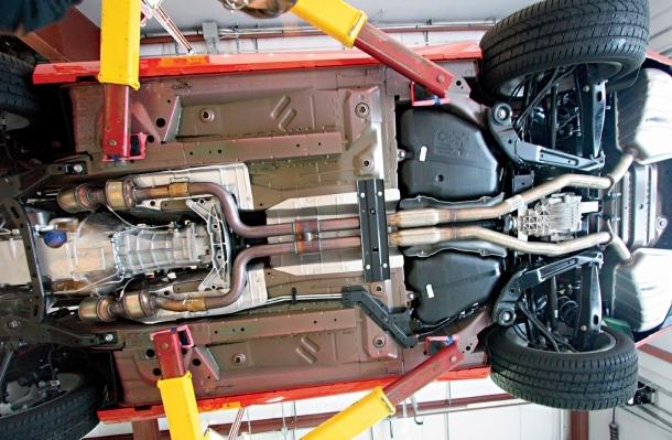 5th Gen Stock H-Pipe - Camaro5 Chevy Camaro Forum / Camaro