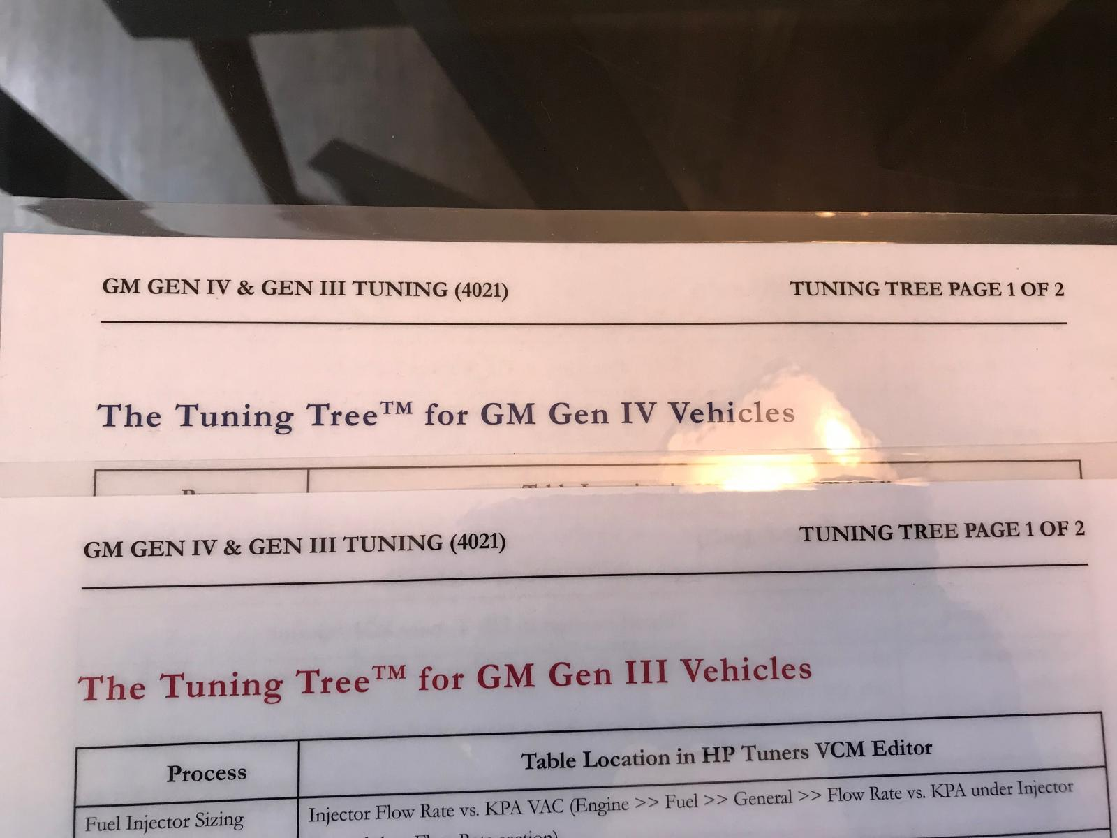 The Tuning School GM Tuning HP Tuners Level 1 (Beginner