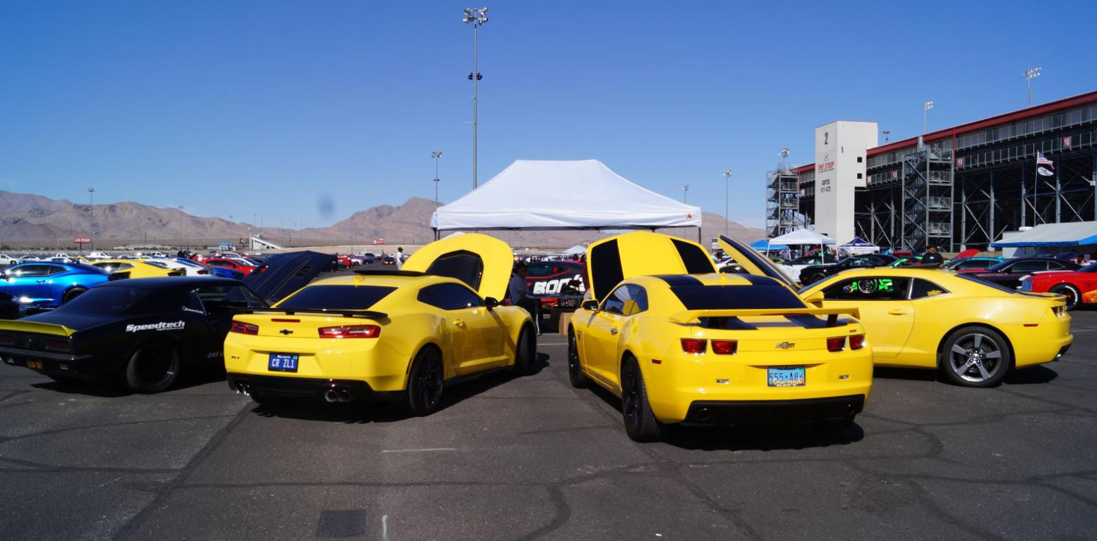 Name:  parking lot yellow cars.jpg
