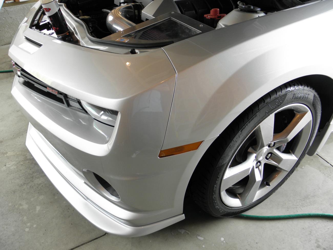 Aftermarket Rear Fascia For 2011 Camaro | Autos Post