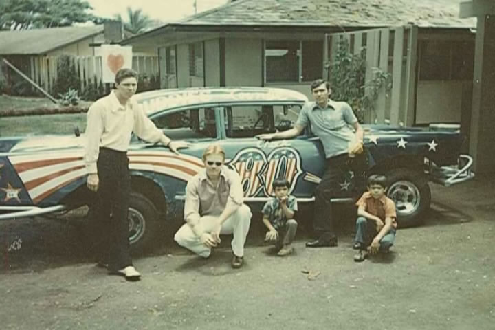 Name:  Dad's First Race Car Barbers Point Naval Air Station Hawaii.jpg Views: 7021 Size:  73.1 KB