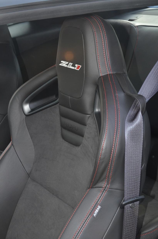 ZL1 Recaro Seats - Camaro5 Chevy Camaro Forum / Camaro ZL1 ...