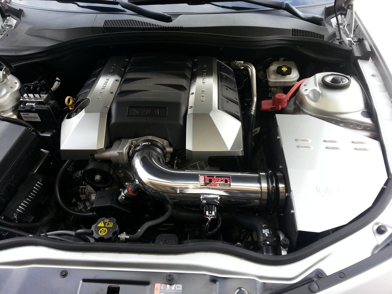 Fs Cold Air Intake 2010 13 Camaro Ss V8 Injen Camaro5
