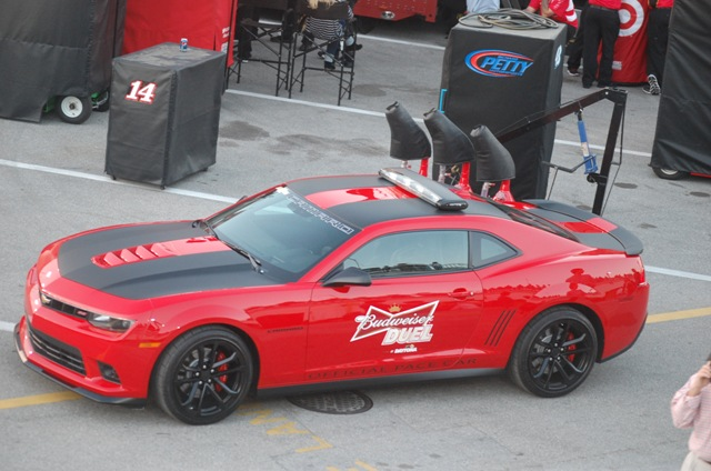 1le used as nascar pace car camaro5 chevy camaro forum for What motor does nascar use
