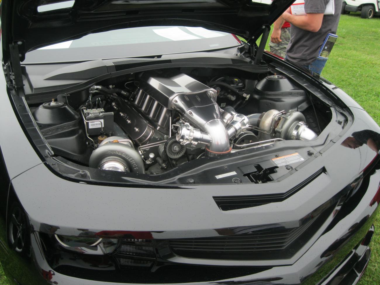Twin Turbo Camaro Camaro5 Chevy Camaro Forum Camaro