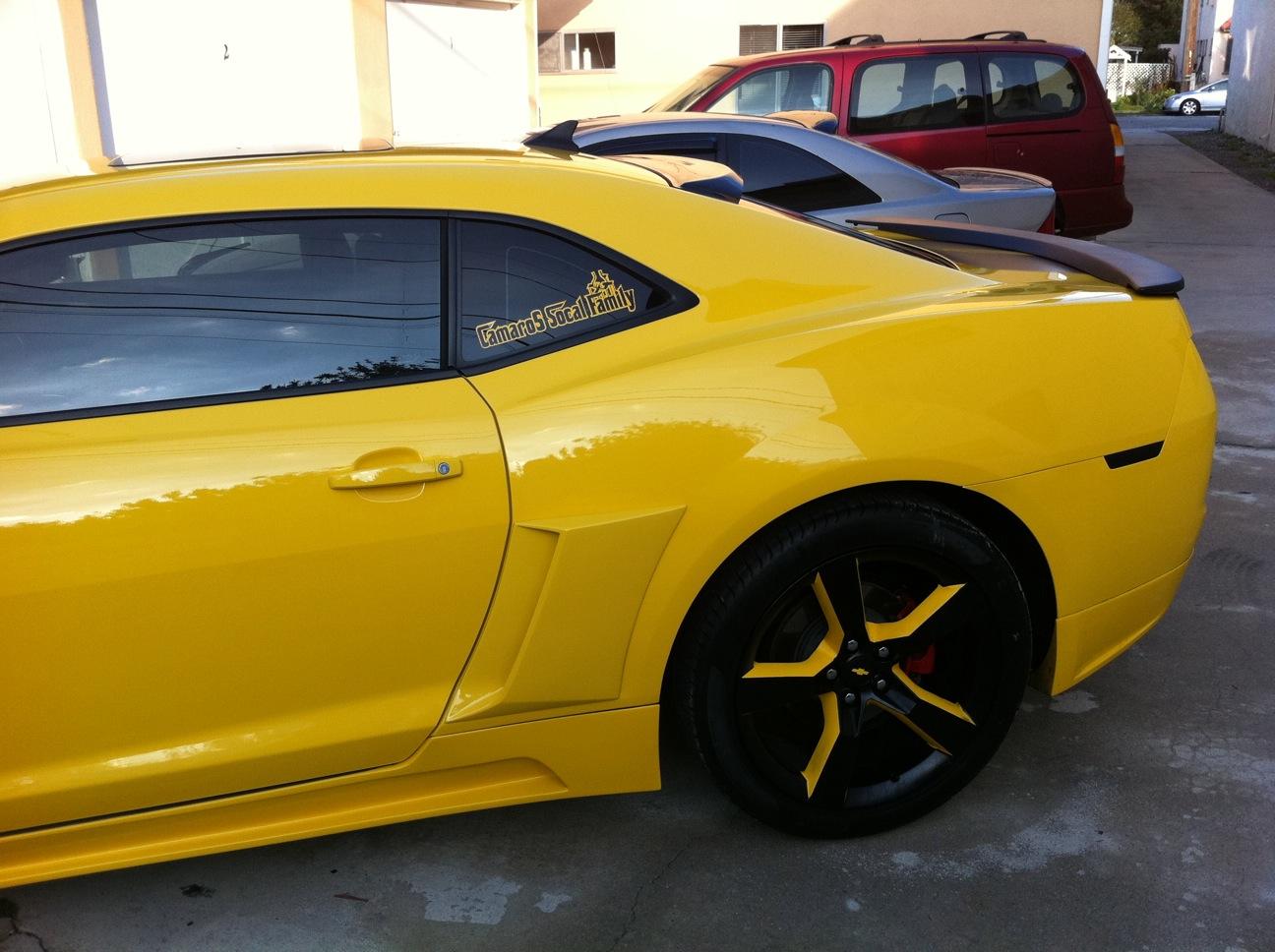 powder coated wheels in San Diego - Camaro5 Chevy Camaro ...