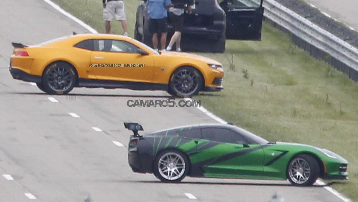 transformers 4 bumblebee camaro first look previews 6th. Cars Review. Best American Auto & Cars Review