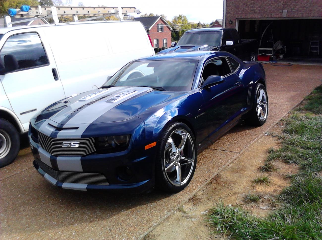 Post Pics Of Your 22s On Your Camaro Page 2 Camaro5