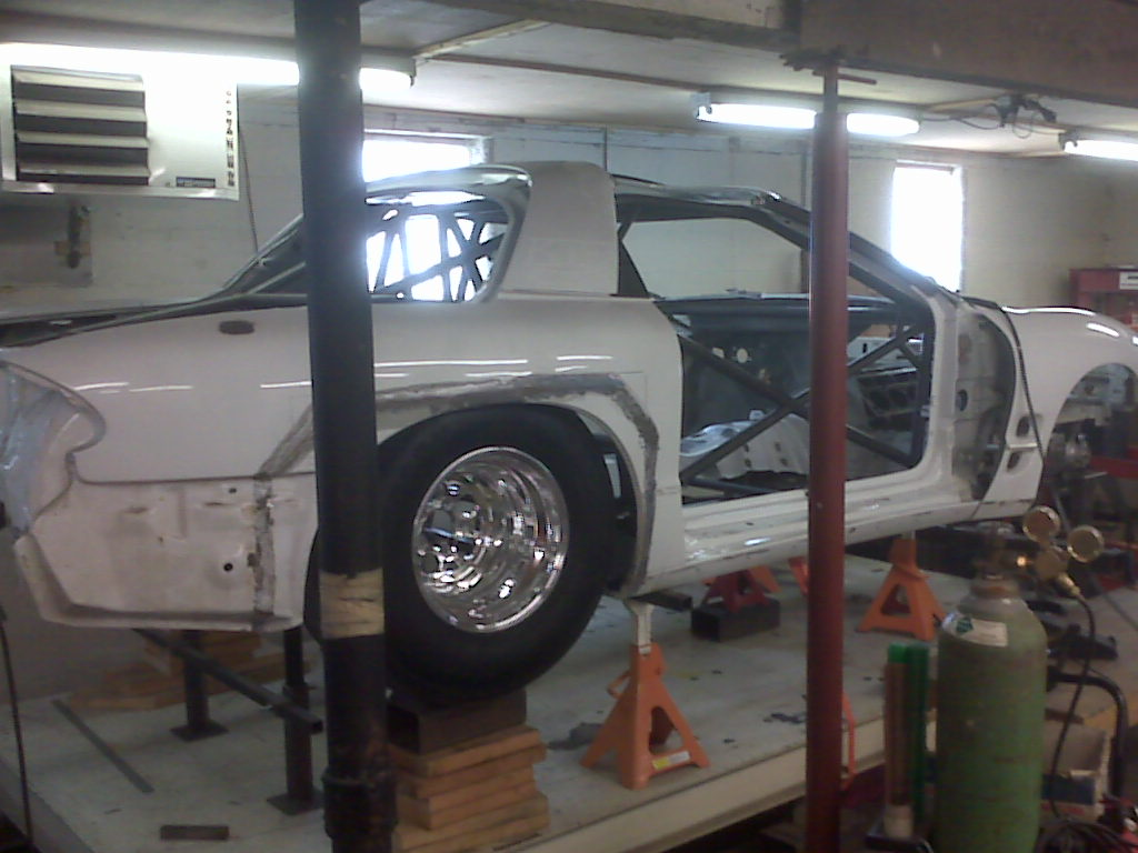 Wheel Tubs And Narrowed Rear Camaro5 Chevy Camaro Forum