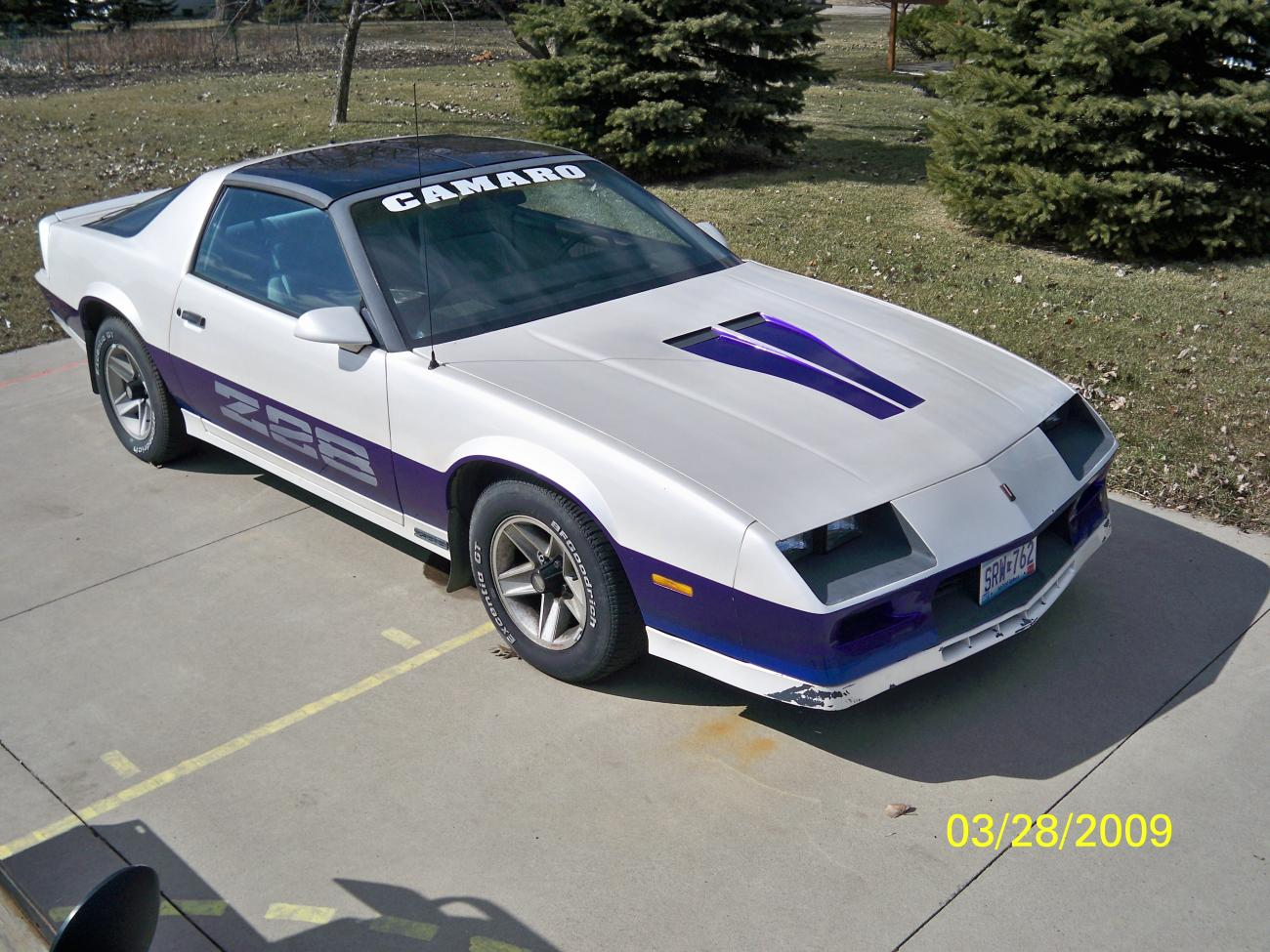 1982 pace car for sale camaro5 chevy camaro forum. Black Bedroom Furniture Sets. Home Design Ideas