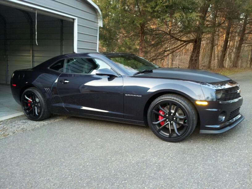 2013 camaro 2ss 1le blue ray metallic camaro5 chevy. Black Bedroom Furniture Sets. Home Design Ideas
