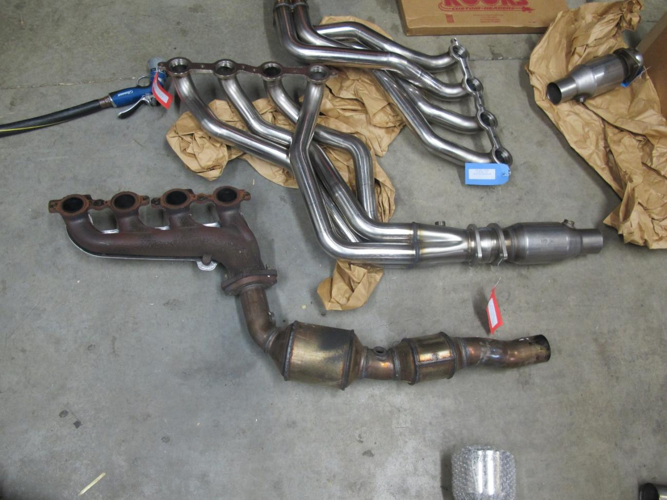 2010    Camaro       SS    plete stock    exhaust     Camaro5 Chevy