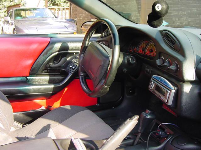 Red alert camaro 1994 camaro build thread camaro5 for Interior 88 camaro