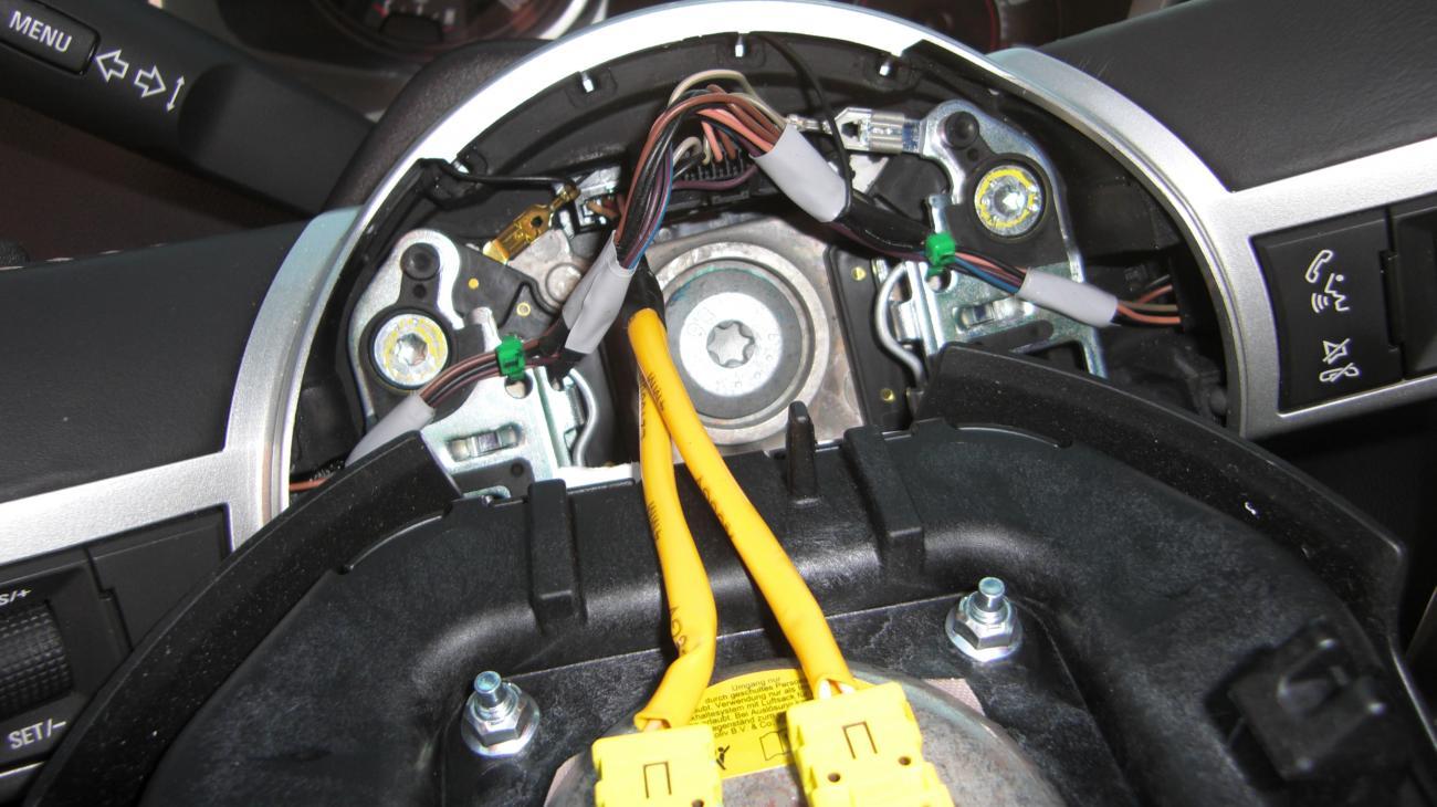 Diy Steering Wheel Removal Camaro5 Chevy Camaro Forum
