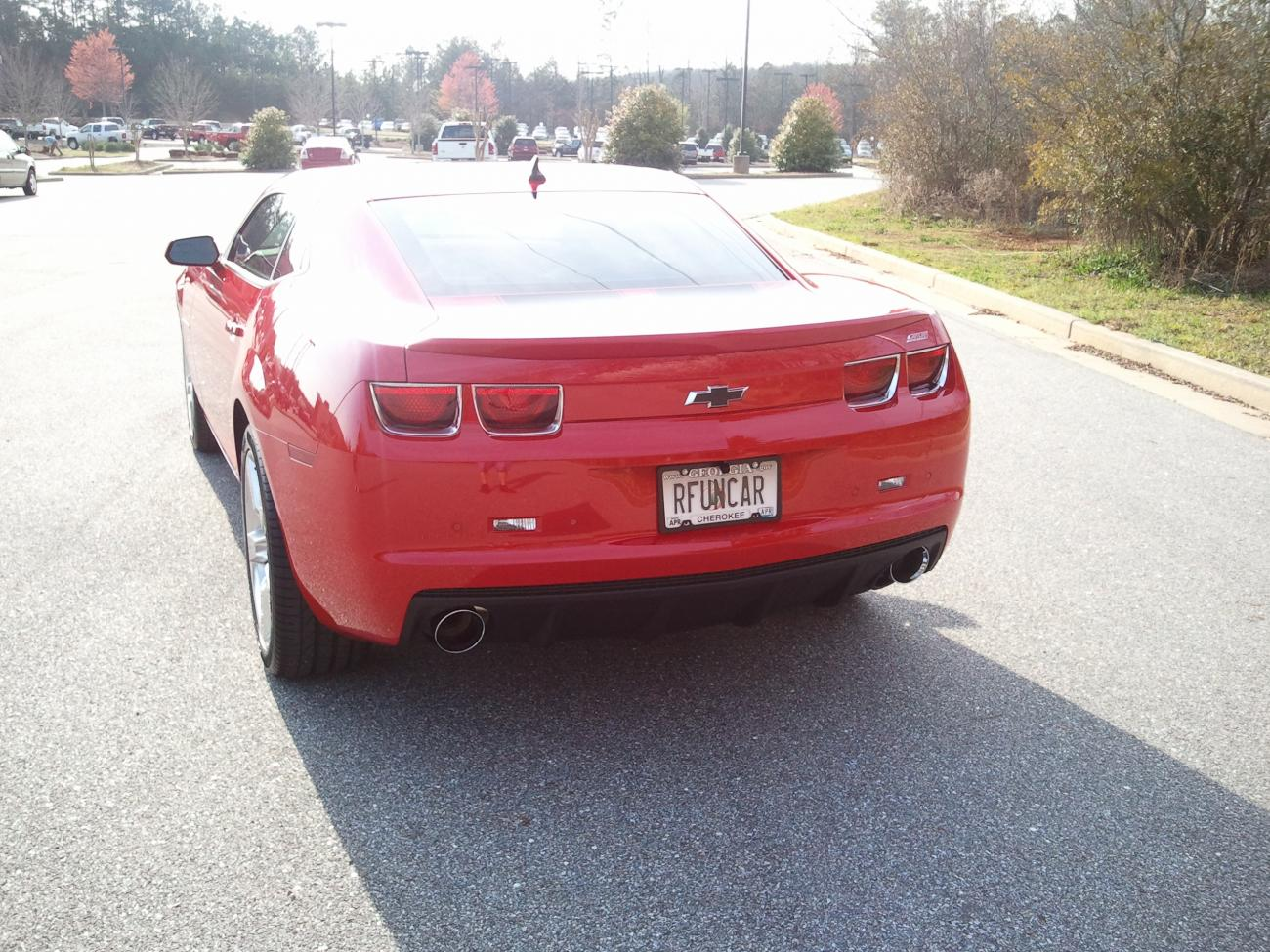 Chevy Dealership Killeen >> Official VICTORY RED Camaro Coupe Thread - Page 24 ...
