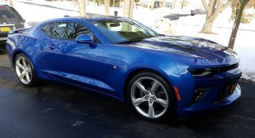 Draining/ gurgling noise after car has been turned off - Camaro5