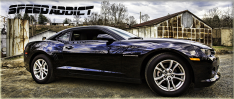 What is the top speed on a stock 2014 Camaro v6? - Camaro5 Chevy ...